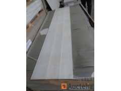 120 fibre panels to be painted