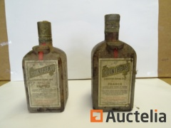 2 bottles of Cointreau