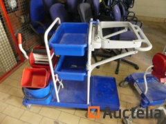 2 Cleaning trolley Boma CONCEPTCAR
