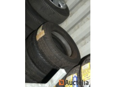 22 New and used tires from Michelin