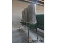 4 Bags Dust Extraction