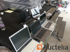 5 laptop to be reconditioned H.P., Sony, Fujitsu