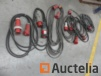 6 Extension cables