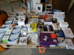69 Electrical equipment Items Store value €2300