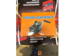 Acceleration winch 100 lbs
