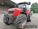 Agricultural tractor Massey Ferguson 7616 Dyna 6 (2015)