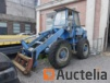 Agricultural tractor to be reconditioned or for parts
