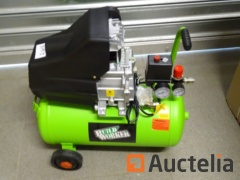 Air Compressor Build Worker 24l CH20-175-25