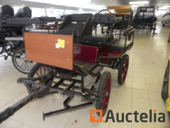 AUMAN drawbar carriage