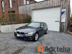 BMW 316d Touring / NEW MODEL (Facelift) / Euro 6b / 2016