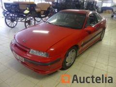 Car OPEL CALIBRA 4X4 (1992-117379 km)