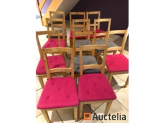 chairs and tabels