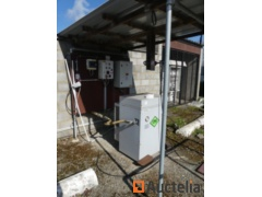 CNG Station Aerotecnica Coltri MCH 10 CNG