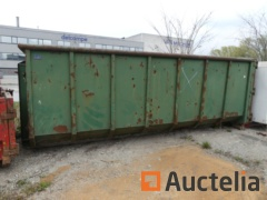 Container 20 m³ Open