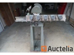 Cutter, iron, planer and jointer sharpener Avodec TR120