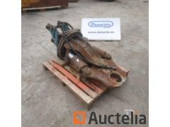 Demolition shears VTN PD02 for excavators from 2 tons to 5 tons
