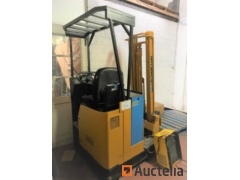 Electric forklift FENWICK MRLV 125/78