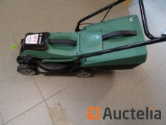 Electric Lawnmower on Bosch 3600 HB 9A00 Battery