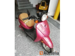 Electric scooter. Bad battery - REF3145 - No document