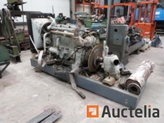 Engine part of generator - For Parts