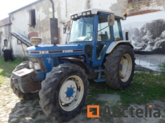 FORD 7810DT Agricultural tractor  (1989-6300h)