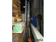 Galico Double Ladder and stepladder 3 steps