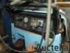 High pressure cleaner hot water on SUROIL trolley 370