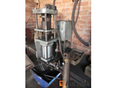 Hydraulic Hose Press