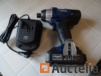 Impact screwdrivers cordless SCHEPPACH Cid-150-20PROS with charger and battery