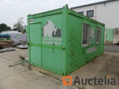 Insulated Office Container 20 feet - Ref  69609