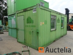 Insulated Office Container 20 feet - Ref 6968