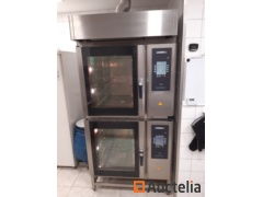 Leventi Double Oven - Bakermat model with hood module