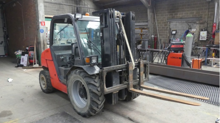 Manitou MH25-4T Elevating trolley