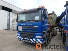 MATIS: 6426- Container truck  DAF CF85 AS85XE-H9B