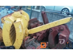 Mechanical clamp for backhoes between 60tn to 80tn. - REF1118