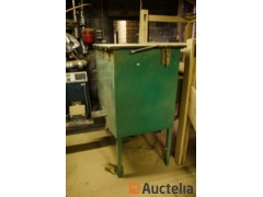 Moderator 40 kW Combustion installation for wood residues