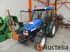 New Holland TCE50 Tractor