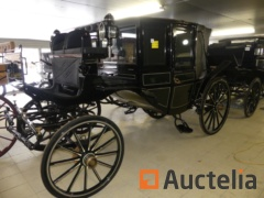 New horse Carriage HANSMEIER GLASLANDAUER