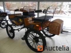 New horse Carriage HANSMEIER JAGER
