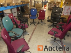 Office chairs and chairs