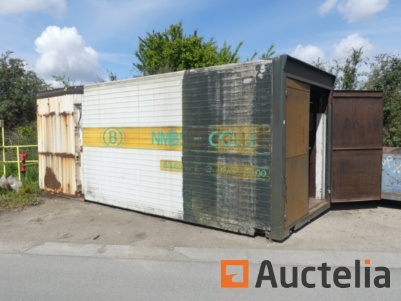 Office furniture, Containers