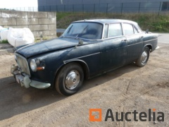 Oldtimer Rover 3 L - to be restored - No documents