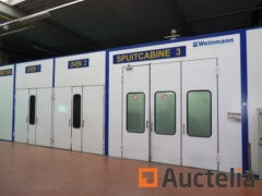 Paint Booth and Oven Weinmann