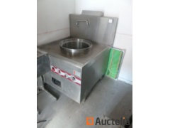 Power-flam Gas cooking shower