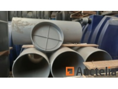 PVC reductions 250mm by 200mm - 5 copies