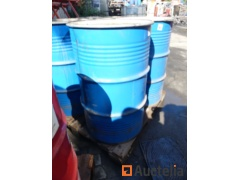 Red Grease drum Fina EPL3C (190 kg)