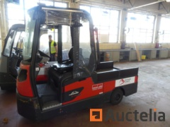 (Ref. BAC 0039) Linde W08 Electric Tractor