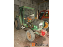 RENAULT MURADION 651 Agricultural tractor (1981)