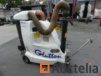 Road Vacuum cleaner on a trolley Glutton GLU248HIE