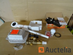 Sanitary Equipment Grohé Recessed, bottles-cutter + various